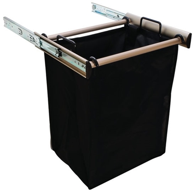 18 Wide Pullout Hamper Pullout Unit Only Does Not Include A Cabinet Case
